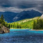Bow River 2 by Charles Kosina