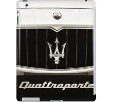 Maserati Quattroporte iPad Case/Skin
