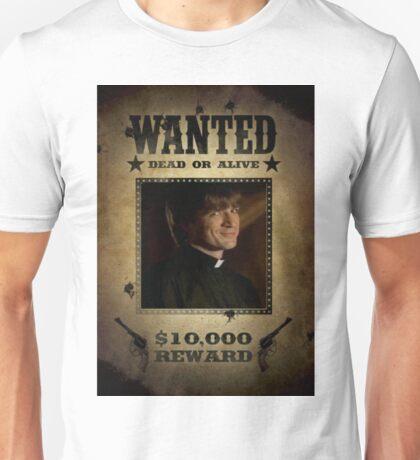 Buffy Caleb Nathan Fillion Wanted 5 Unisex T-Shirt