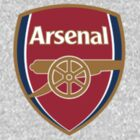 Arsenal F.C Logo Crest by CuteBanana