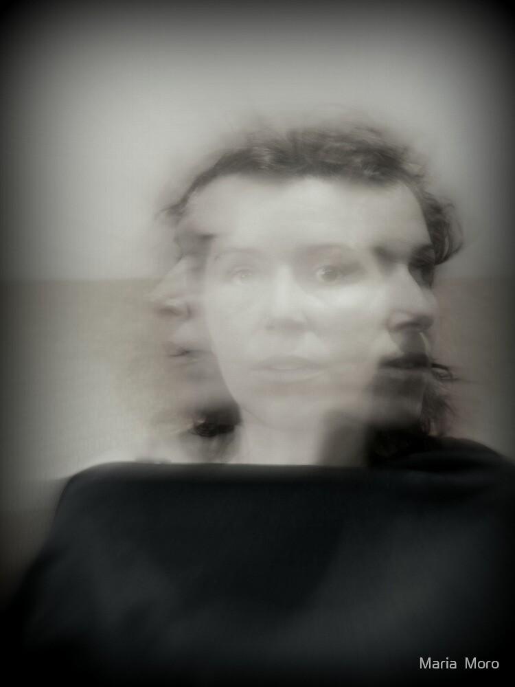 borderline Paranoia by Maria  Moro