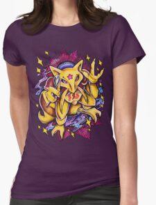 Kadabra Womens Fitted T-Shirt