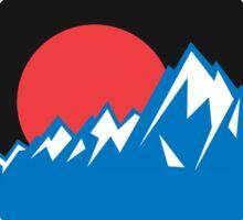BRECKENRIDGE COLORADO Skiing Ski Mountain Mountains Snowboard Snowboarding Hiking Camping Sticker