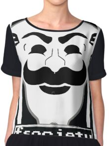 F*** Society! - Mr. Robot - Chiffon Top