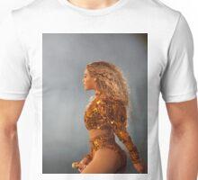 QUEEN B - GOLD Unisex T-Shirt