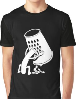 Hotdog Fury Graphic T-Shirt