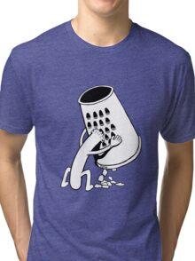 Hotdog Fury Tri-blend T-Shirt