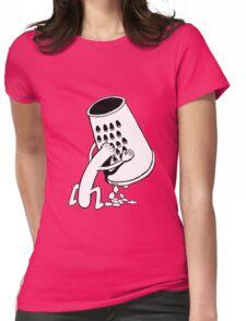 Hotdog Fury Womens Fitted T-Shirt