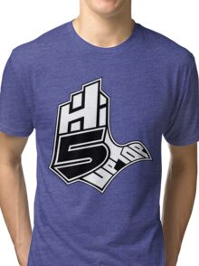 Hi-5 Up Top 2 Tri-blend T-Shirt