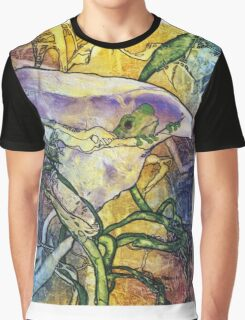 Rainforest Frog Graphic T-Shirt