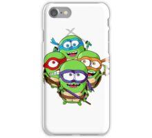 Teenage Minion Ninja Turtles iPhone Case/Skin