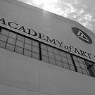 Academy of Art University SOMA Campus by Tomoe Nakamura