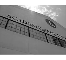 Academy of Art University SOMA Campus Photographic Print