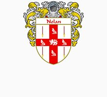 Nolan Coat of Arms/Family Crest Unisex T-Shirt