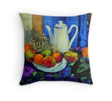 A La Matisse Throw Pillow