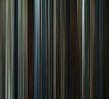 Moviebarcode: The Hobbit: An Unexpected Journey (2012) by moviebarcode
