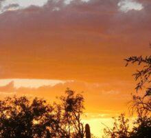 Arizona Sunset Sticker