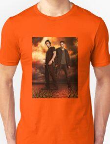 supernatural - dean and sam T-Shirt