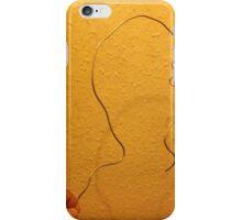 Male Head 2 -(070616)- Wire Sculpture iPhone Case/Skin