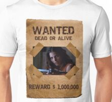 Buffy Cordelia Wanted 1 Unisex T-Shirt