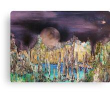 Moonhenge Canvas Print