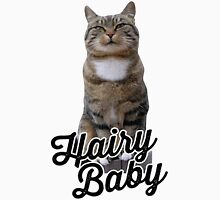 HAIRY BABY CATS Womens Fitted T-Shirt