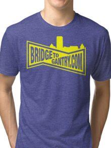 BTG Classic Yellow Tri-blend T-Shirt