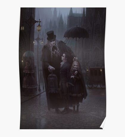 Yharnam- Bloodborne Poster