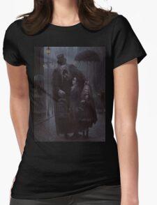 Yharnam- Bloodborne Womens Fitted T-Shirt