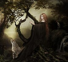 Gaia Greek Goddess of the Earth by Shanina Conway