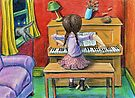 piano practice by vian