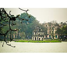 Ho Hoan Kiem Photographic Print