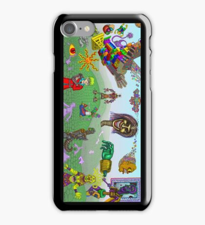 Post 2012 Restlessness iPhone Case/Skin