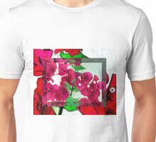 Bougainvillea Art Unisex T-Shirt