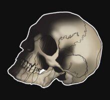 Skull by Beau Tobler