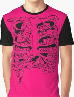 HalloMeown Zombie Kitteh!  Graphic T-Shirt