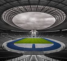 Olympia Stadion Berlin by Stavros