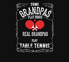 Table Tennis Granpa Unisex T-Shirt