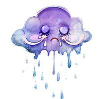 Sad Cloud by vasylissa