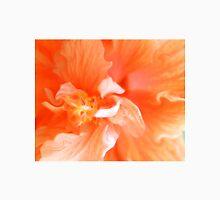 Orange Hibiscus Art Unisex T-Shirt