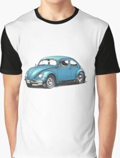 1957 Volkswagen Beetle Graphic T-Shirt