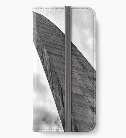 Gateway Arch - Study in Steel iPhone Wallet/Case/Skin