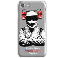 Stig's American Cousin iPhone Case/Skin