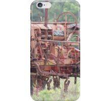 Vintage Tractor iPhone Case/Skin