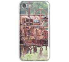 Vintage Tractor iPhone Case/Skin