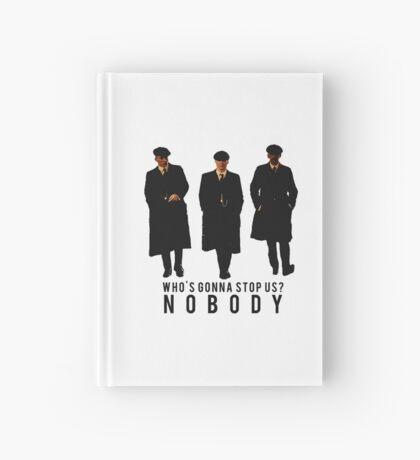 Nobody Hardcover Journal