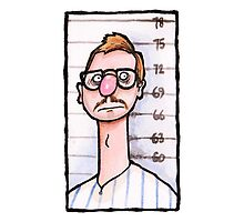 Jeffrey Dahmer by dotmund