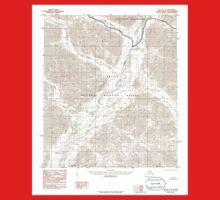 USGS TOPO Map Alaska AK Arctic C-2 354088 1983 63360 One Piece - Long Sleeve