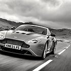 Aston Martin V12 Vantage S in North Wales ... by M-Pics