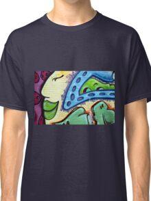 Graffiti Beauty Classic T-Shirt
